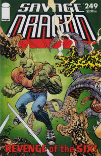 Cover Thumbnail for Savage Dragon (Image, 1993 series) #249