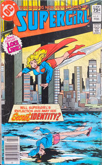 Cover Thumbnail for The Daring New Adventures of Supergirl (DC, 1982 series) #4 [Canadian]