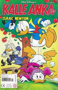 Cover Thumbnail for Kalle Anka & C:o (Egmont, 1997 series) #21-22/2020