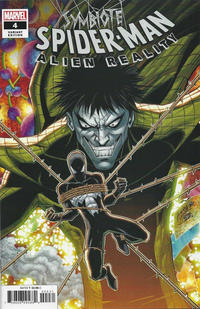 Cover Thumbnail for Symbiote Spider-Man: Alien Reality (Marvel, 2020 series) #4 [Variant Edition - Ron Lim Cover]
