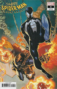 Cover Thumbnail for Symbiote Spider-Man: Alien Reality (Marvel, 2020 series) #4 [Variant Edition - Philip Tan Cover]