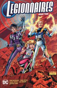 Cover Thumbnail for Legionnaires (DC, 2017 series) #2