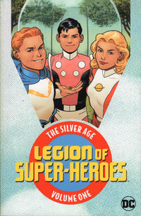 Cover Thumbnail for Legion of Super-Heroes: The Silver Age (DC, 2018 series) #1