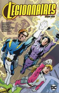 Cover Thumbnail for Legionnaires (DC, 2017 series) #1