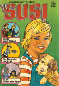 Cover Thumbnail for Susi (Gevacur, 1976 series) #25