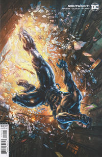 Cover Thumbnail for Nightwing (DC, 2016 series) #71 [Alan Quah Cover]