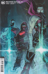 Cover Thumbnail for Red Hood: Outlaw (DC, 2018 series) #46 [Philip Tan Variant]