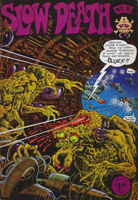 Cover Thumbnail for Slow Death (Last Gasp, 1970 series) #5 [1.00 USD 3rd Print]