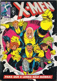 Cover Thumbnail for X-Men (Editora Abril, 1988 series) #56