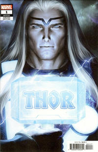 """Cover Thumbnail for Thor (Marvel, 2020 series) #1 [Stanley """"Artgerm"""" Lau]"""