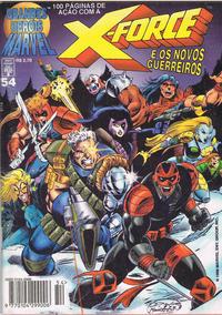 Cover Thumbnail for Grandes Heróis Marvel (Editora Abril, 1983 series) #54