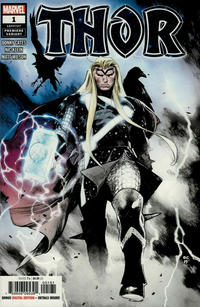 Cover Thumbnail for Thor (Marvel, 2020 series) #1 [Olivier Coipel Premiere Variant]