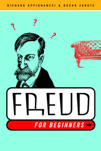 Cover Thumbnail for For Beginners (Pantheon, 1976 series) #[nn] - Freud for Beginners [2003 Reissue]