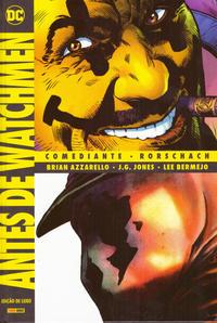 Cover Thumbnail for Antes de Watchmen: Comediante/Rorschach (Panini Brasil, 2019 series)