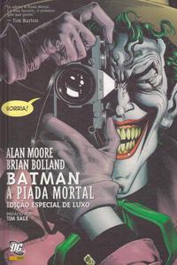 Cover Thumbnail for Batman: A Piada Mortal (Panini Brasil, 2009 series)