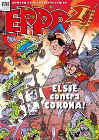 Cover Thumbnail for Eppo Stripblad (Uitgeverij L, 2018 series) #13/2020