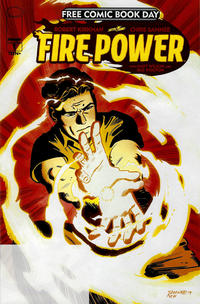 Cover Thumbnail for Fire Power #1 Free Comic Book Day (Image, 2020 series)