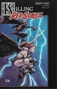 Cover Thumbnail for Killing Red Sonja (Dynamite Entertainment, 2020 series) #2 [Cover B Adam Gorham]