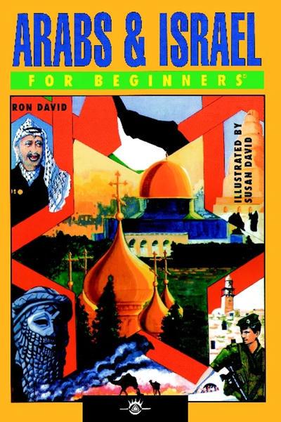 Cover for For Beginners (For Beginners, 2007 series) #[nn] - Arabs & Israel for Beginners