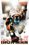 Cover Thumbnail for Invincible Iron Man (2008 series) #500 [Newsstand]