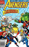 Cover Thumbnail for The Avengers (1963 series) #350 [Newsstand]