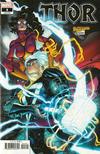 Cover Thumbnail for Thor (2020 series) #4 [Javier Garrón]