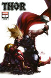 Cover for Thor (Marvel, 2020 series) #1 (727) [ComicTom / Mill Geek Comics Exclusive - InHyuk Lee]