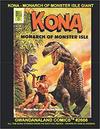 Cover for Gwandanaland Comics (Gwandanaland Comics, 2016 series) #2666 - Kona - Monarch of Monster Isle Giant