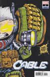 Cover for Cable (Marvel, 2020 series) #1 [Skottie Young]
