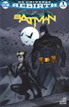 Cover for Batman (DC, 2016 series) #1 [Buy Me Toys Ant Lucia Color Fade Cover]