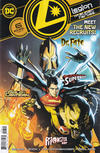 Cover for Legion of Super-Heroes (DC, 2020 series) #6 [Second Printing]