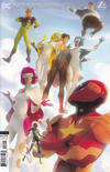 Cover Thumbnail for Legion of Super-Heroes (2020 series) #6 [Alex Garner Cardstock Cover]