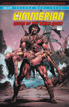 Cover Thumbnail for The Cimmerian: Queen of the Black Coast (2020 series) #2 [Cover C: Crisis on Infinite Earths Parody]