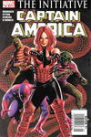 Cover for Captain America (Marvel, 2005 series) #28 [Newsstand]