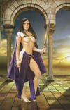 Cover for Dejah Thoris (Dynamite Entertainment, 2019 series) #5 [Cosplay Virgin Mai S. Incentive]