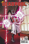 Cover for Deadpool (Marvel, 2020 series) #3 (318) [David Yardin 'Marvels X']