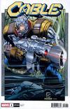 Cover for Cable (Marvel, 2020 series) #1 [Greg Capullo 'Hidden Gem']