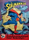 Cover for Stålmannen (Centerförlaget, 1949 series) #44/[1951]