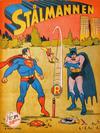 Cover for Stålmannen (Centerförlaget, 1949 series) #24/1950