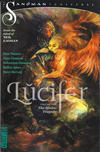 Cover for Lucifer (DC, 2019 series) #2 - The Divine Tragedy