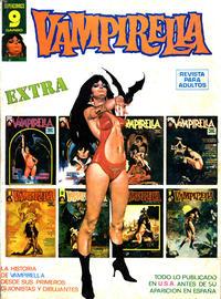 Cover Thumbnail for Vampirella Extra (Garbo, 1975 series)
