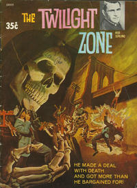 Cover Thumbnail for The Twilight Zone (Magazine Management, 1973 ? series) #29005