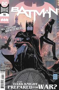 Cover Thumbnail for Batman (DC, 2016 series) #94