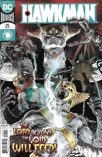 Cover Thumbnail for Hawkman (DC, 2018 series) #25 [Mikel Janín Cover]