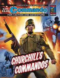 Cover Thumbnail for Commando (D.C. Thomson, 1961 series) #5345