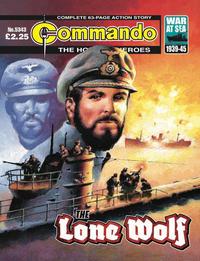 Cover Thumbnail for Commando (D.C. Thomson, 1961 series) #5343