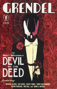 Cover Thumbnail for Grendel: Devil by the Deed (Dark Horse, 1993 series)