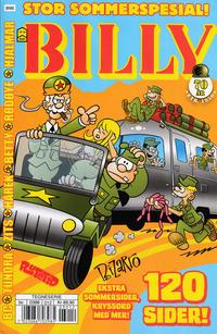 Cover Thumbnail for Billy (Hjemmet / Egmont, 1998 series) #12-13/2000
