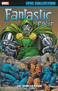 Cover Thumbnail for Fantastic Four Epic Collection (Marvel, 2014 series) #5 - The Name is Doom