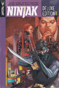 Cover Thumbnail for Ninjak Deluxe Edition (Valiant Entertainment, 2016 series) #1